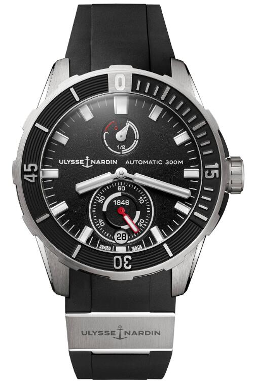 Ulysse Nardin Diver Chronometer 1183-170-3/92 Replica Watch
